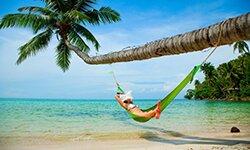 пляжный отдых в экзотических странах