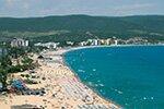 отдых в болгарии, курорт солнечный берег